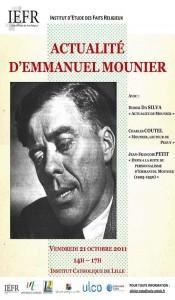E Mounier