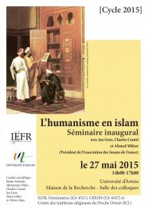 Humanisme islam mai 2015